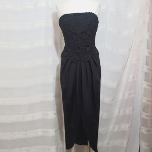 Vintage Leslie Fay occasion dress size 4